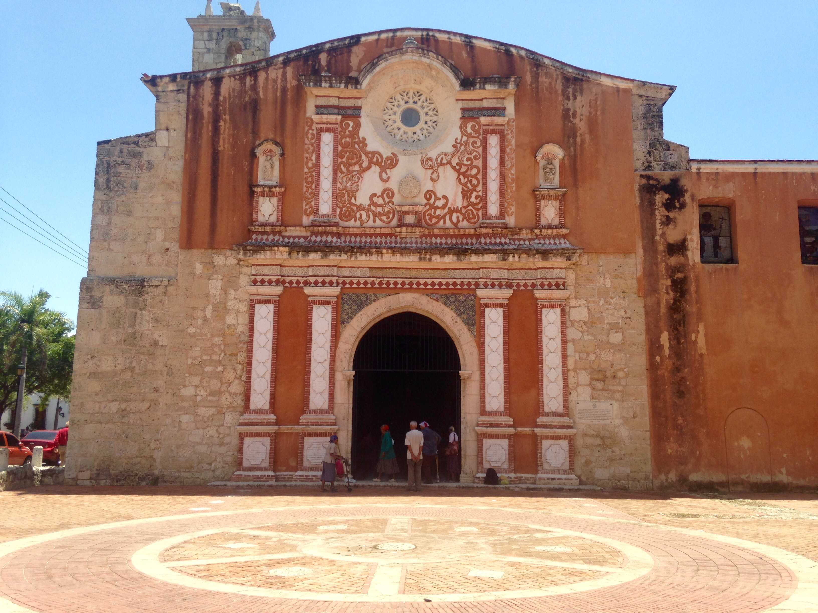 Convento de los Dominicos in Santo Domingo
