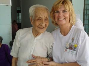 105-years-old Vietnamese