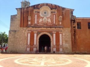 Convento de los Dominicos in Santo Domingo
